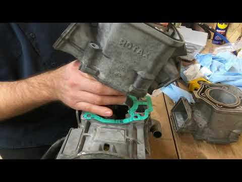 Rotax 500, 600, 700, 800 Top End Installation