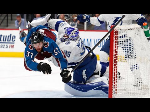 NHL: Protecting The Goalie Part 4