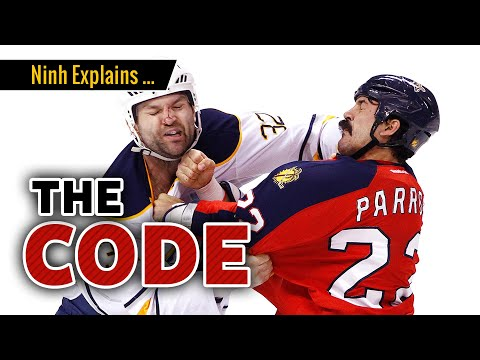 THE CODE - The Unwritten Rules of Fighting and Retribution in Ice Hockey