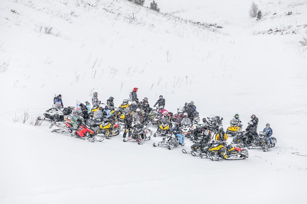 How Much Does a Snowmobile Weigh