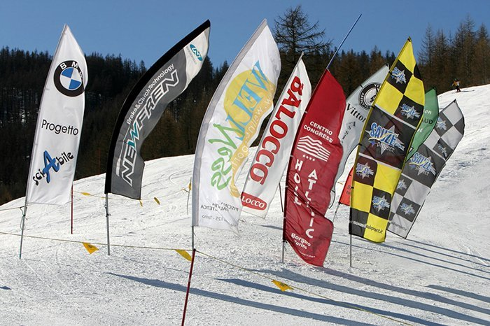 How to skiing sponsorship