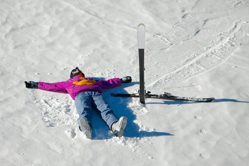 Why is Skiing so Tiring
