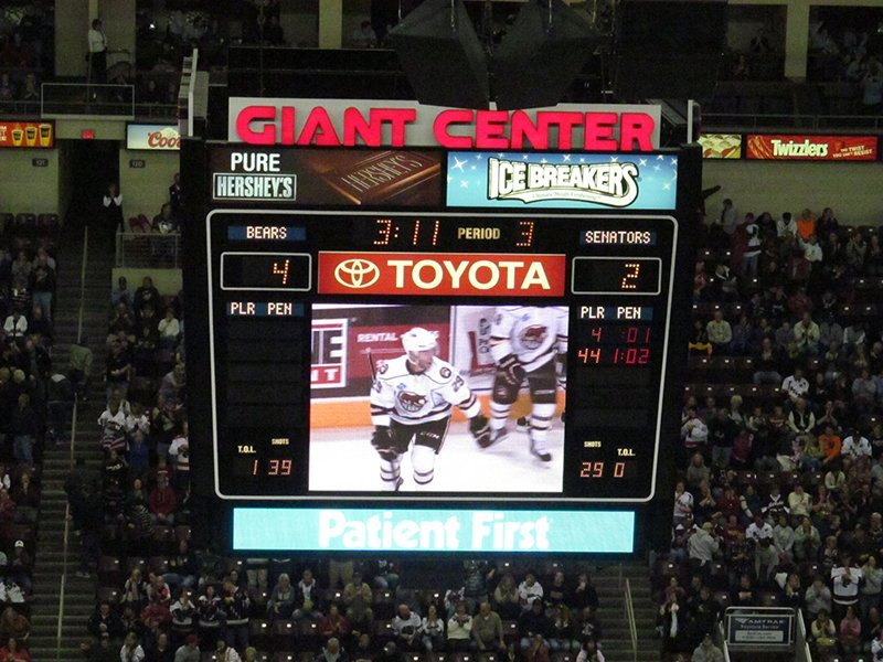 how long does a hockey game last